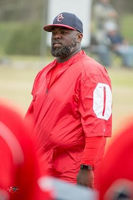 Photo of the baseball coach.