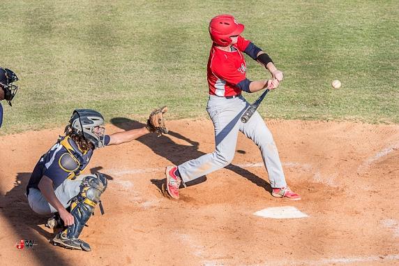 Photo of a Baseball player.