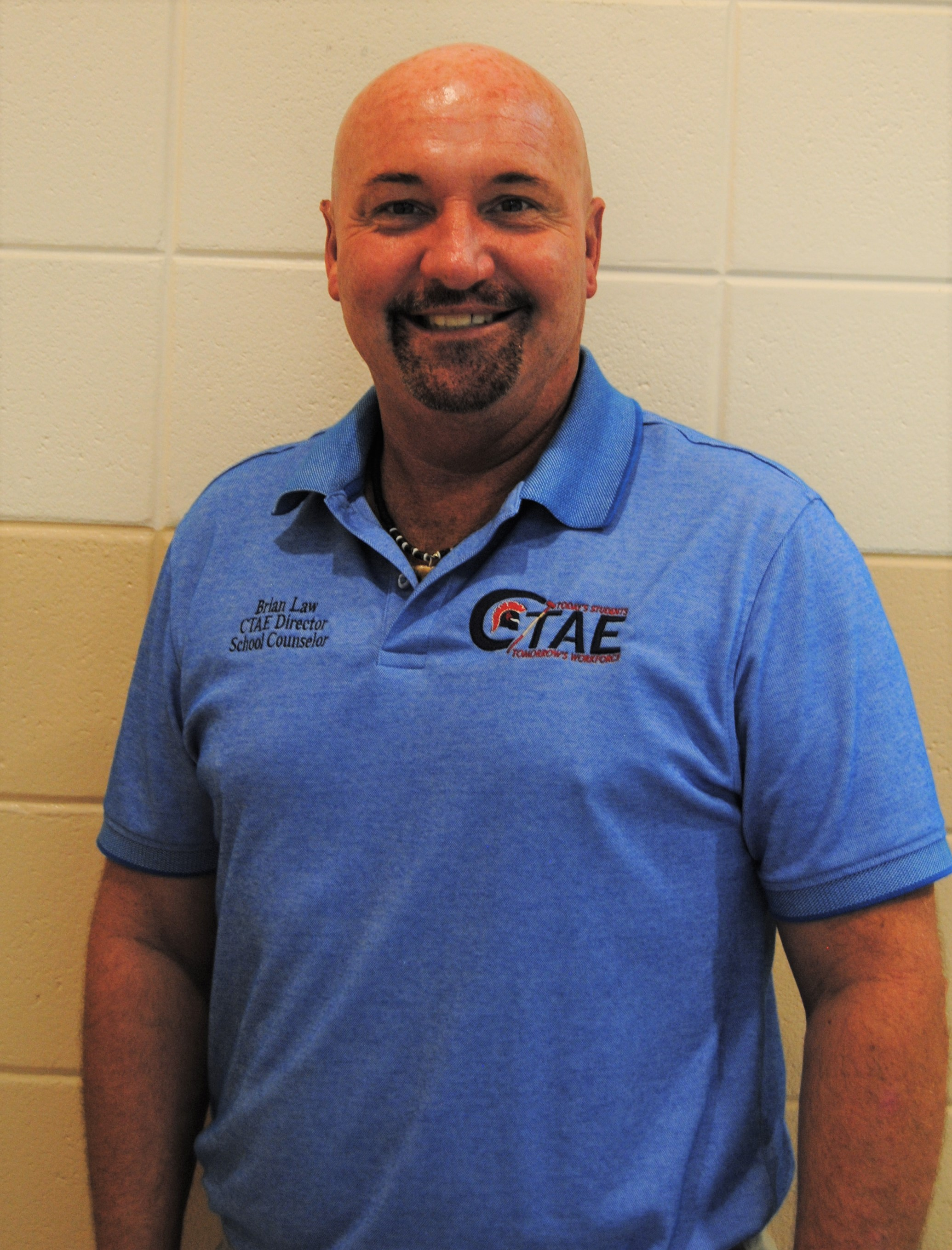 Photo of a CTAE Staff member.