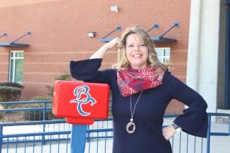 Photo of Mrs. Rhonne Goodson.