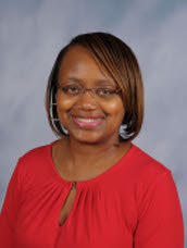 Photo of Mrs. Christine Freeman.