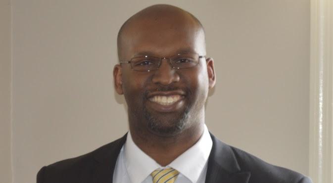 Photo of Mr. Derrick Jenkins.