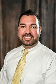 Photo of Dr. Cisco Diaz.