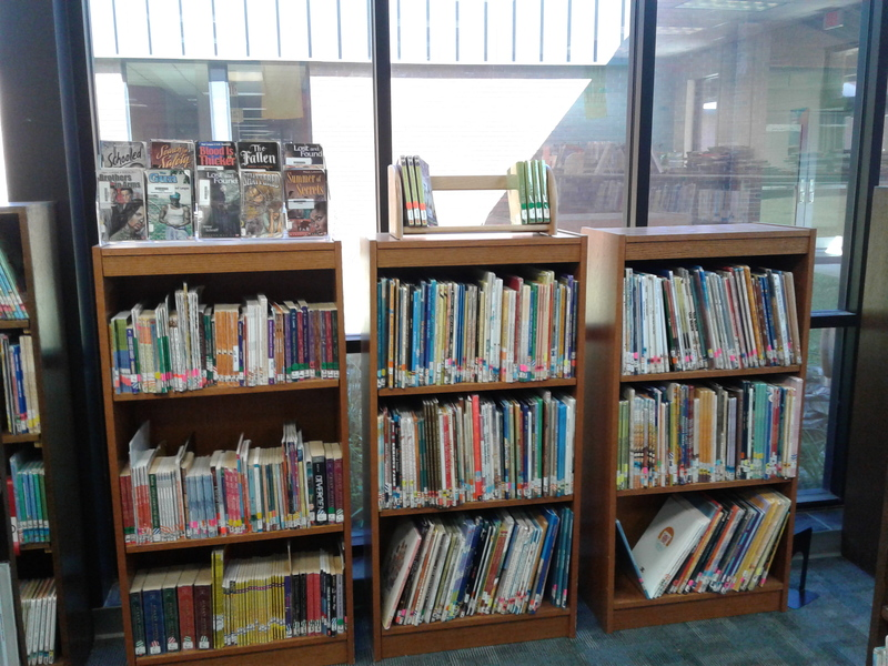 Photo of the Library.