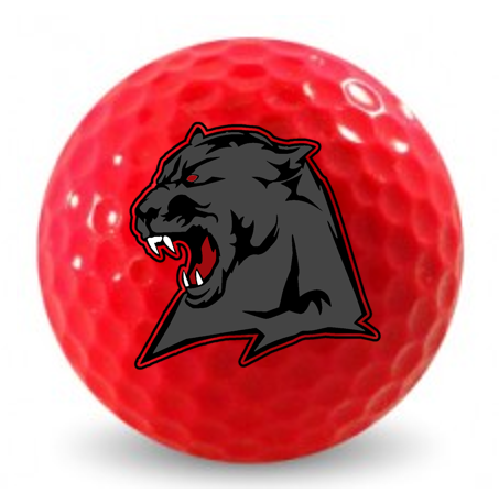Panther Golf Ball 2