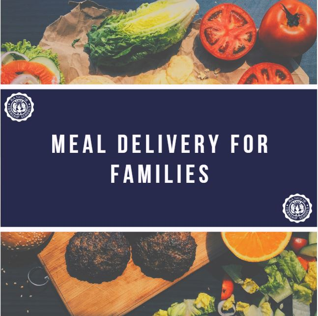 Meal Delivery for Families