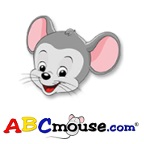 ABCmouse.com. A drawing of a little mouse.