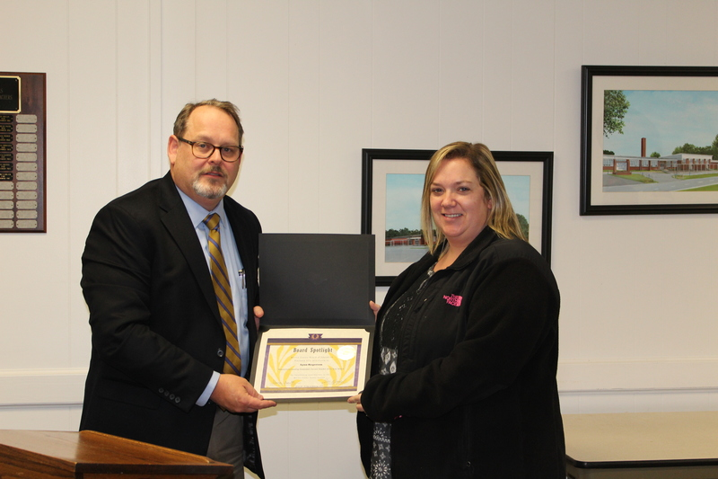 Lynn Rogerson, ROD District I Outstanding Elementary Science Teacher of the Year Award