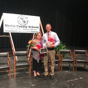 Michelle Mobley, Assistant Principal of the Year