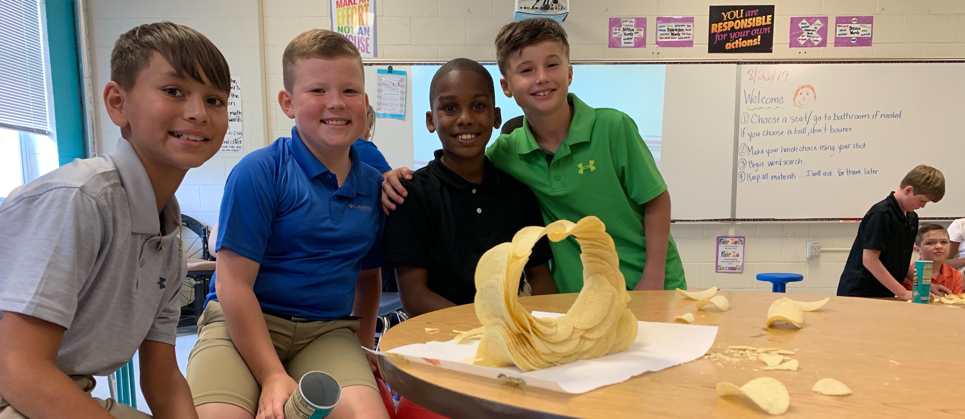 Building Classroom Community & Teamwork!