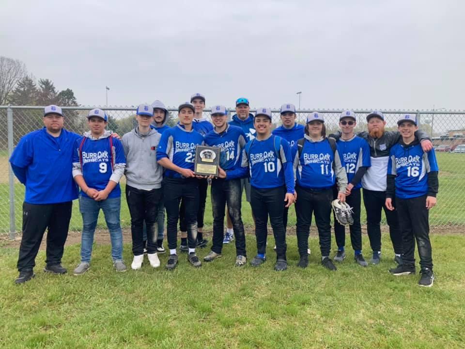 Baseball Tournament Champs.