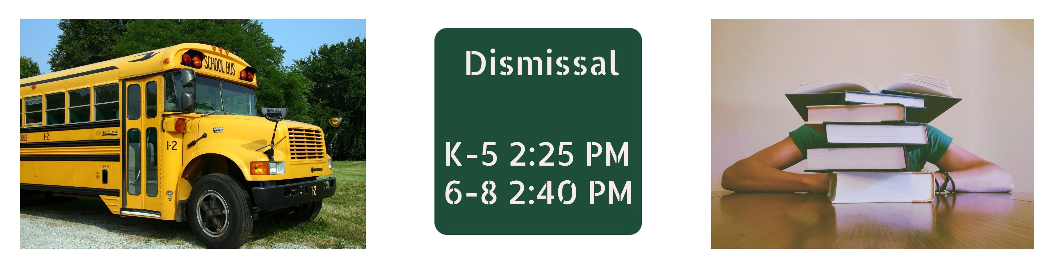 Dismissal Heading