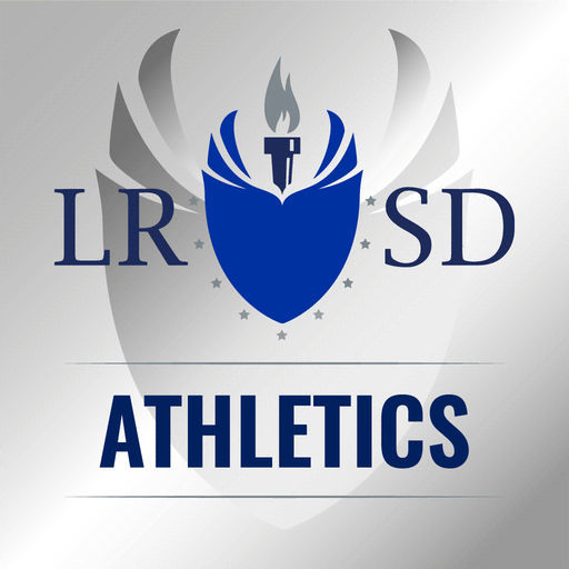 Athletics. LRSD Logo.