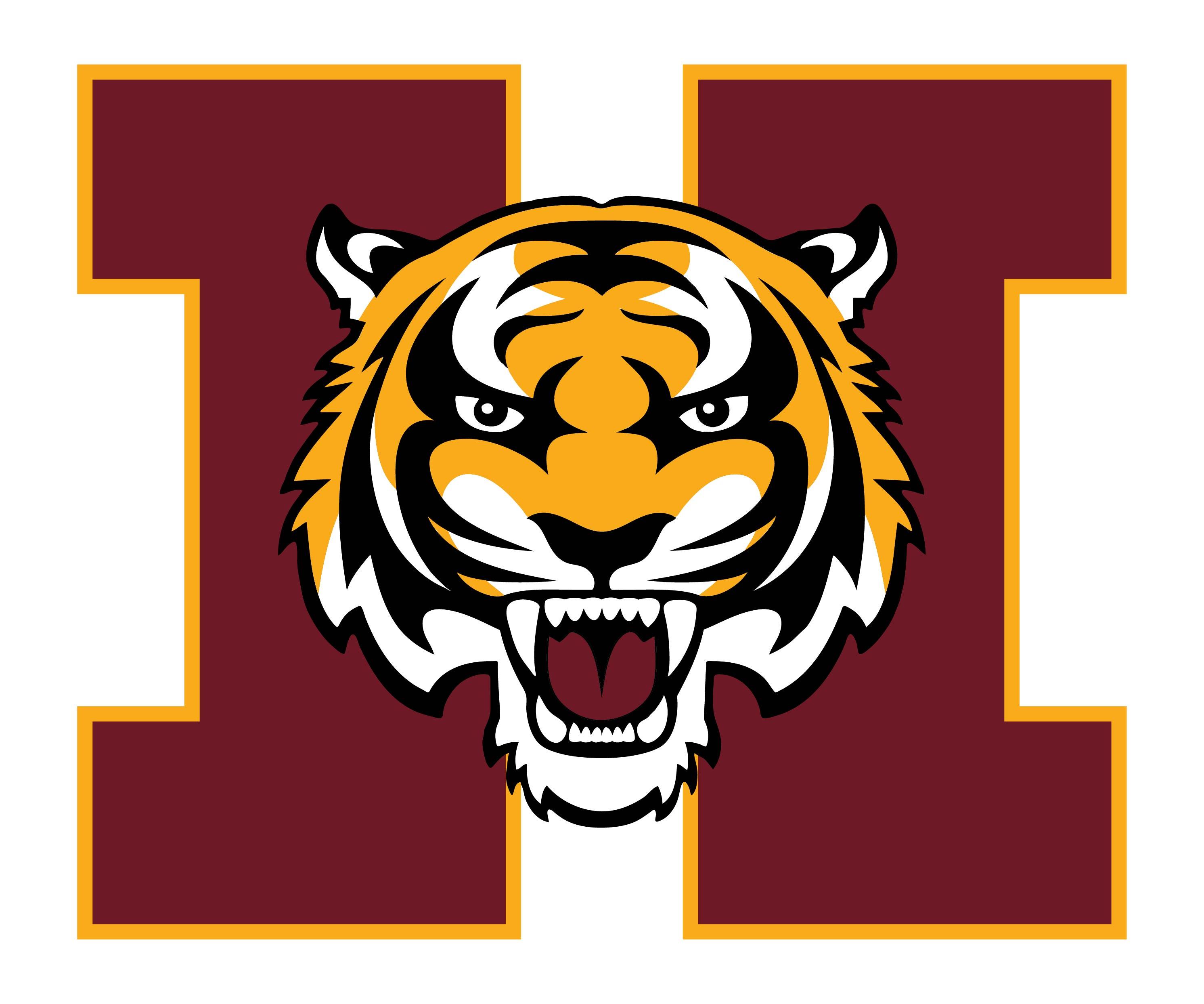 H Tiger Logo