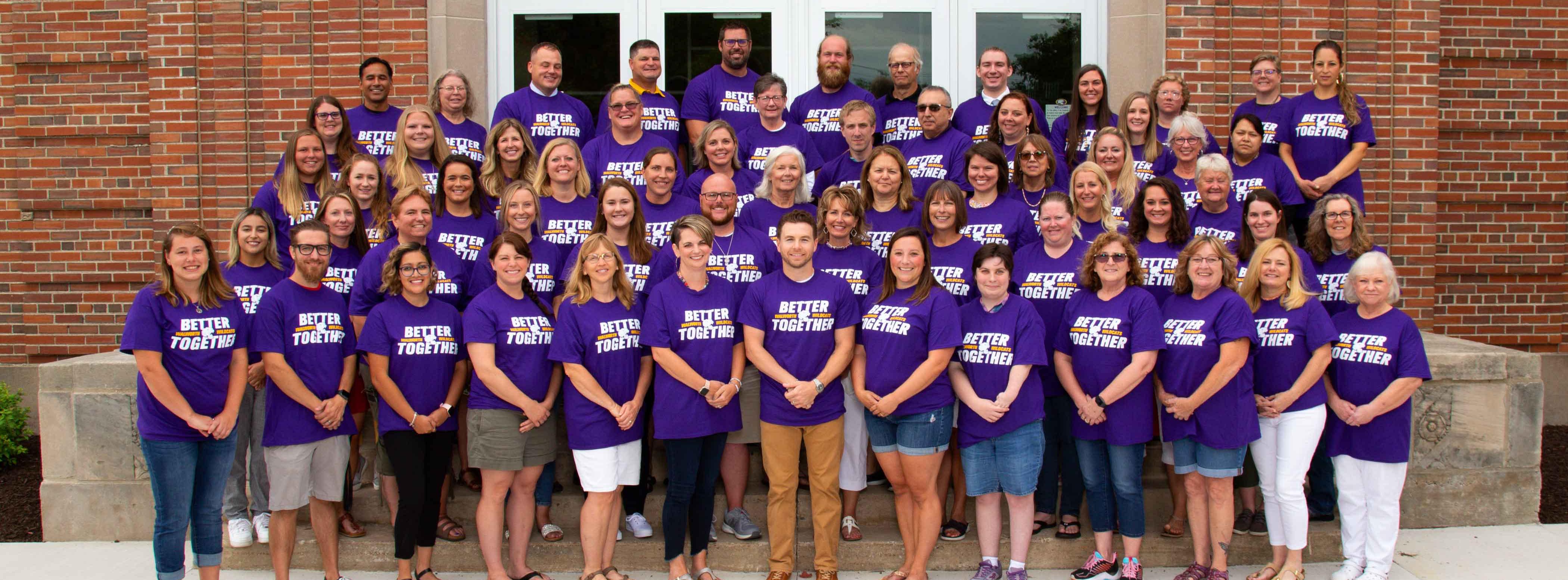 Walworth Staff Photo