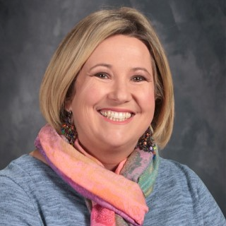 A photo of the Elementary's School Principal, Carrie Brockway