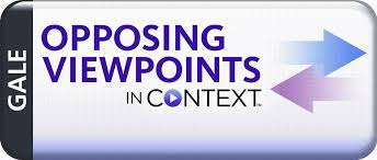 Opposing viewpoints button