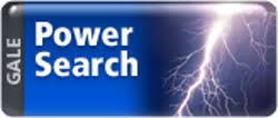 Gale Power Search button