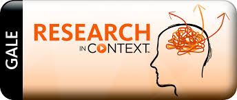 Gale Research context button