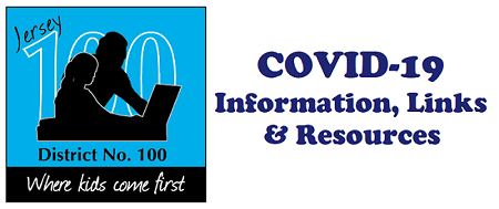 Covid 19 information header image