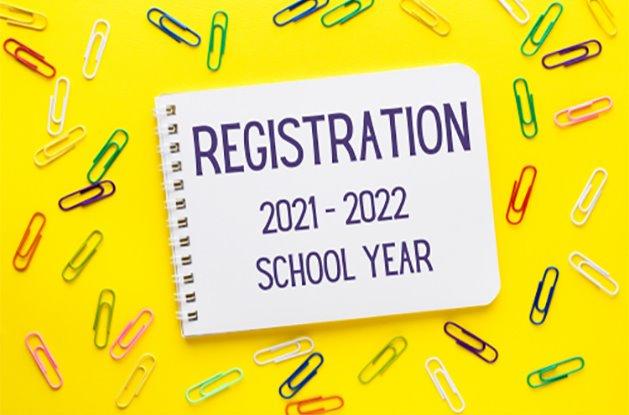 Re-registration 21-22