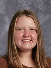 10th Grade March Student Of The Month - Danae Murphy