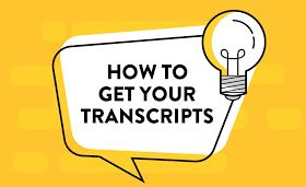 How to get your transcripts