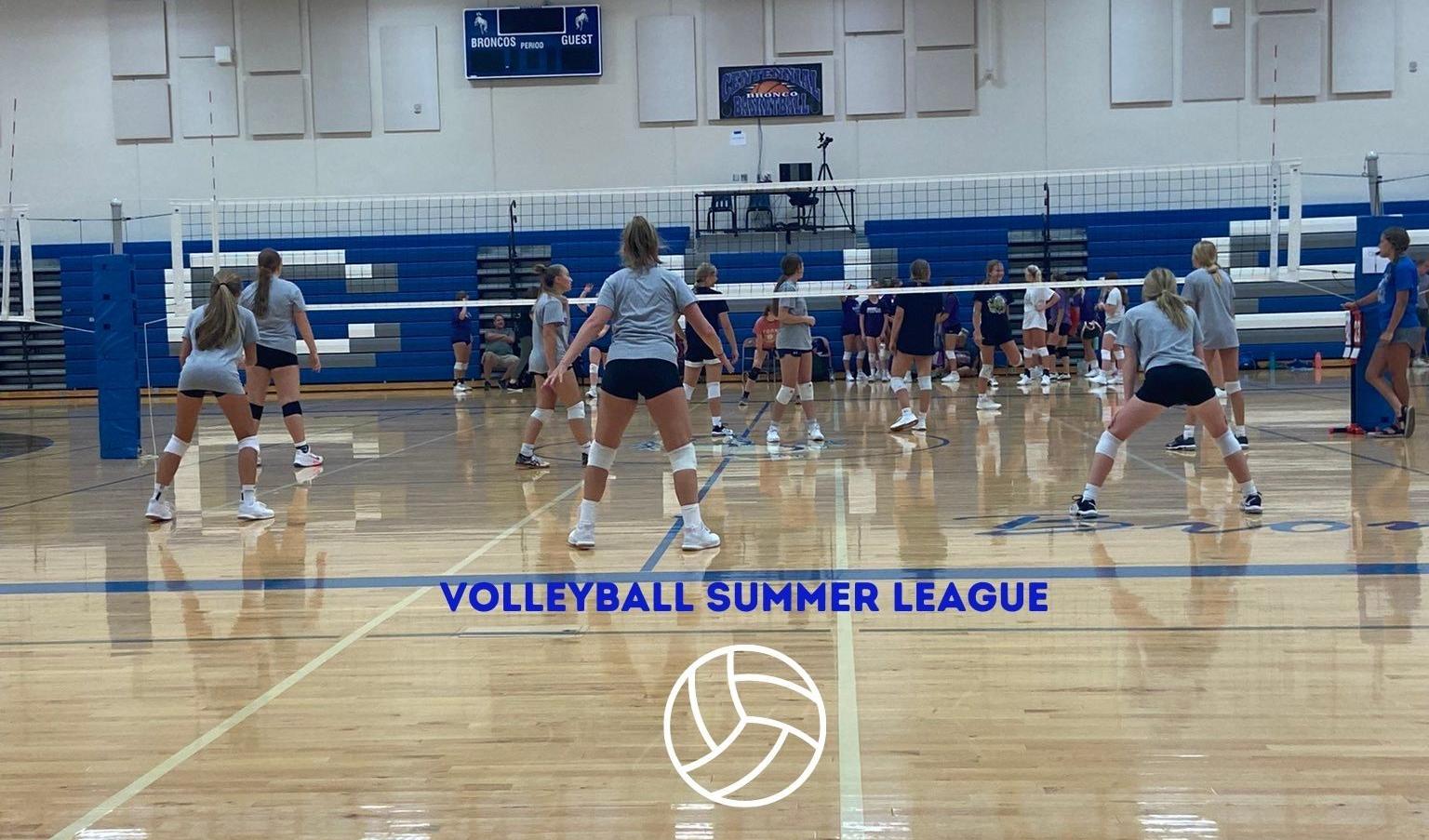 volleyball summer league