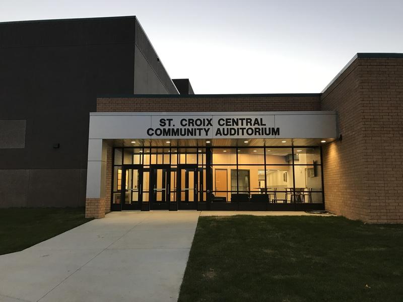 St. Croix Central Community Auditorium