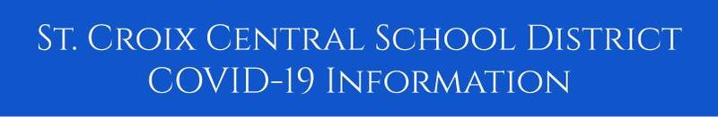 St. Croix Central School District COVID-19 Information