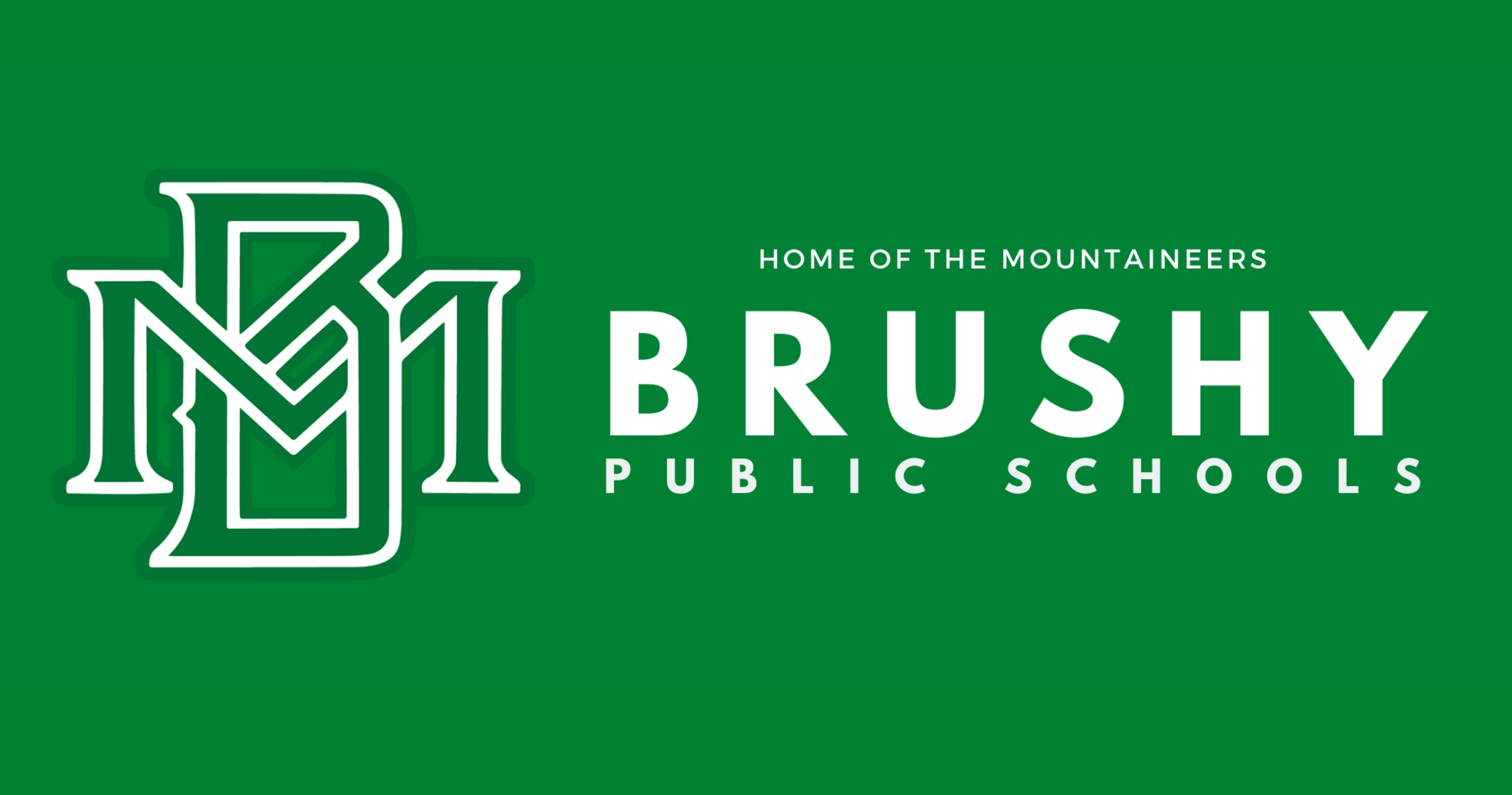 Home of the Mountaineers Brushy Public Schools