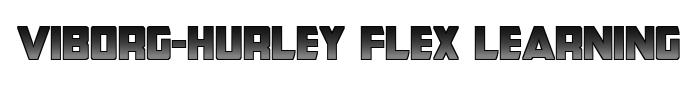 Viborg-Hurley Flex Learning Logo