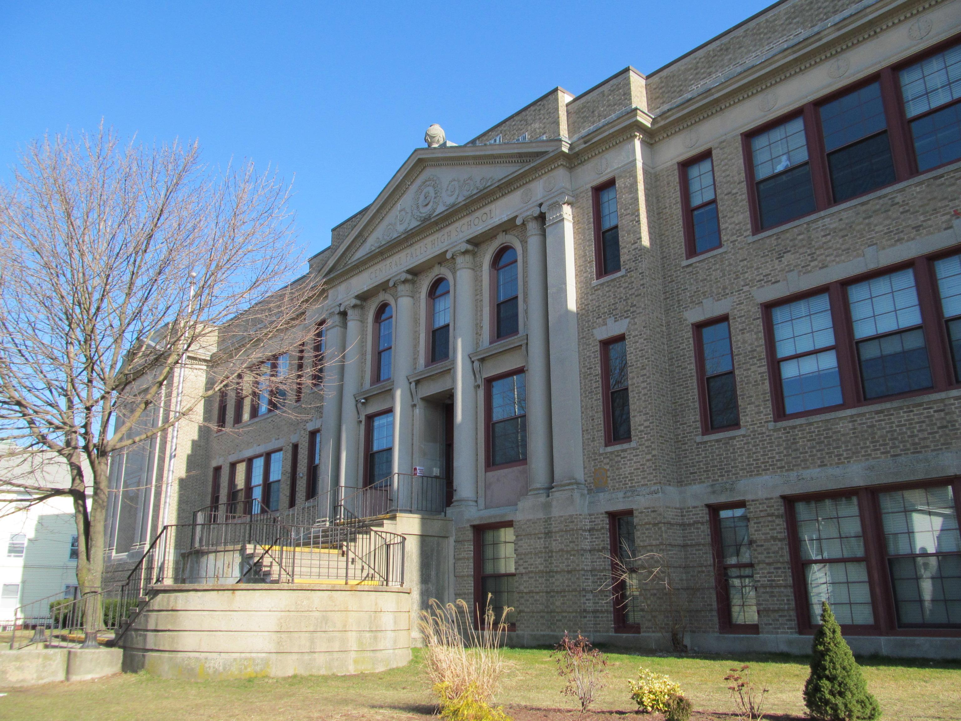 central falls high school