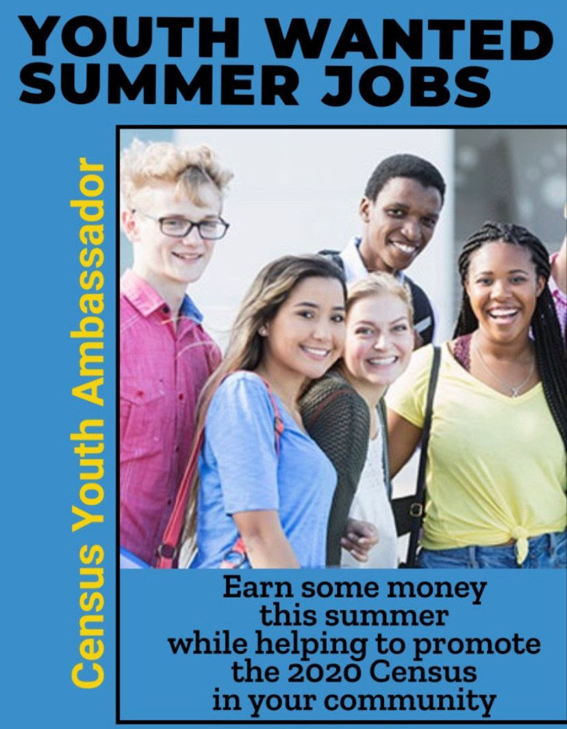 YOUTH WANTED SUMMER JOBS - INFO