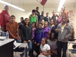 Photo of Cape Verdean Student Association.