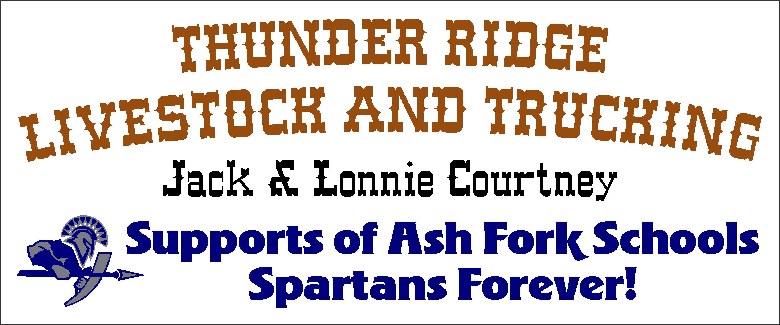 Thunder Ridge logo picture