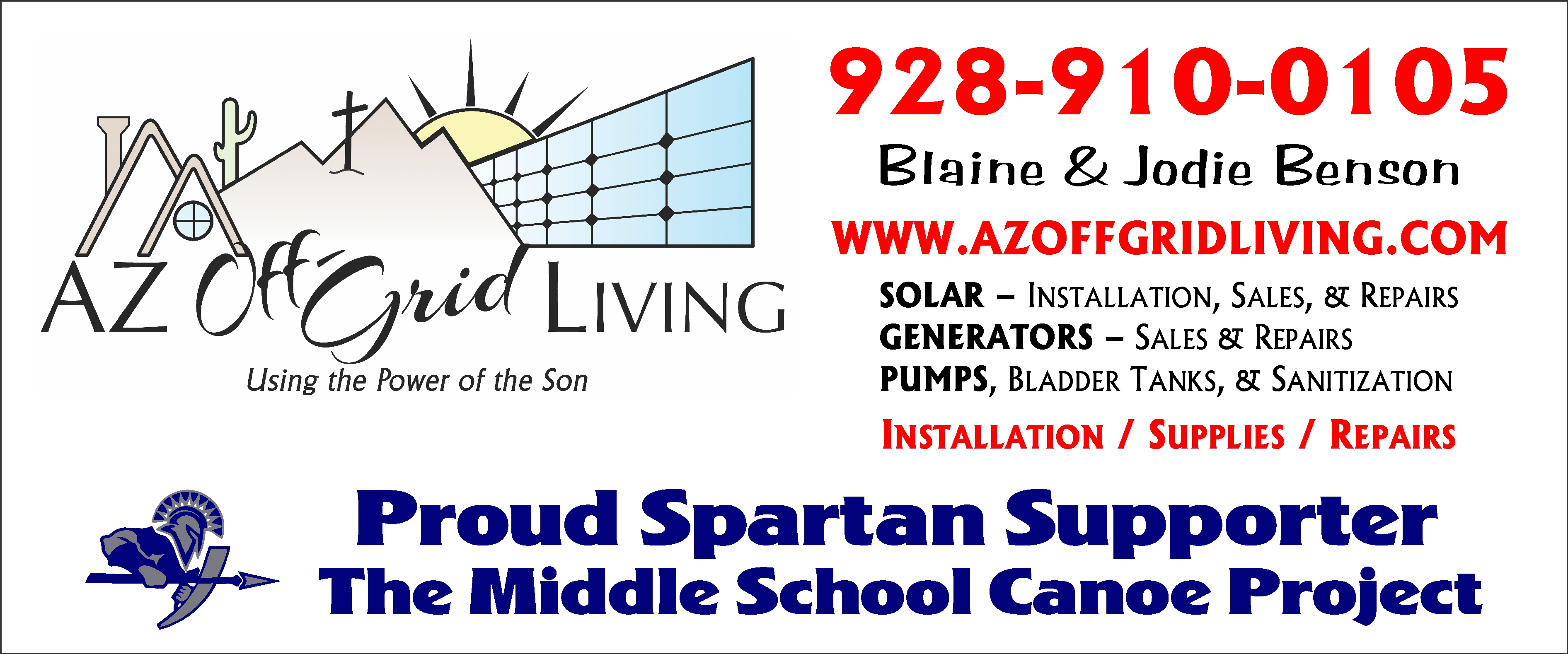 Azz Off Grid Living logo picture