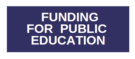 Funding for Public Education