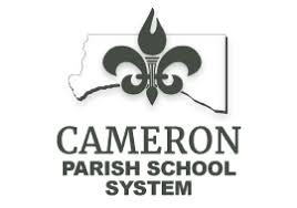 Cameron Parish School System logo