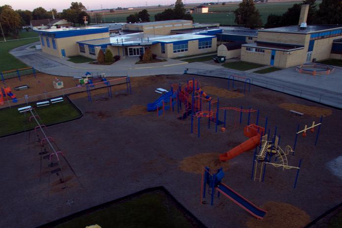 AO Elementary School Building