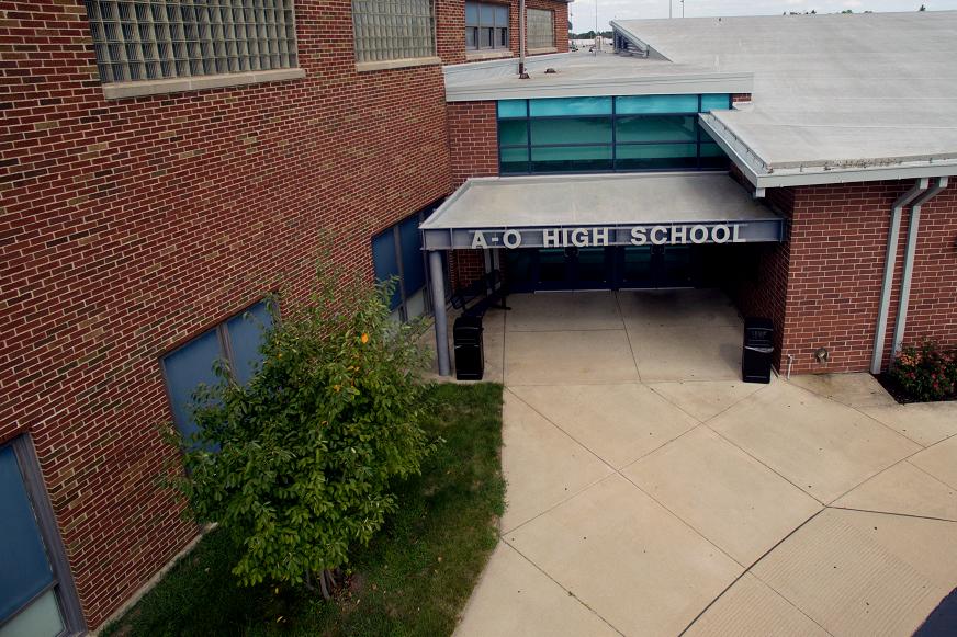 AO High School Building