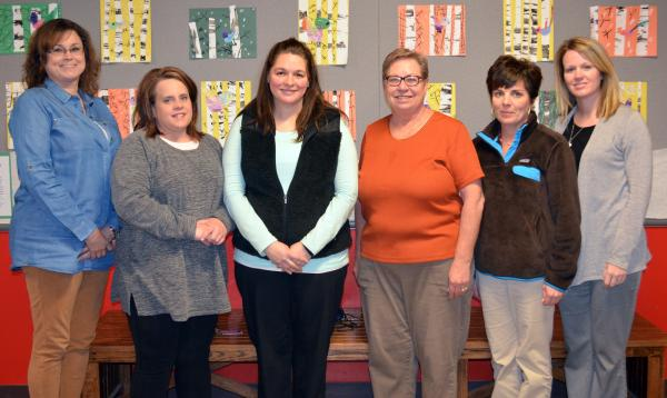 A photo of SPECIAL SERVICES FACULTY staff.