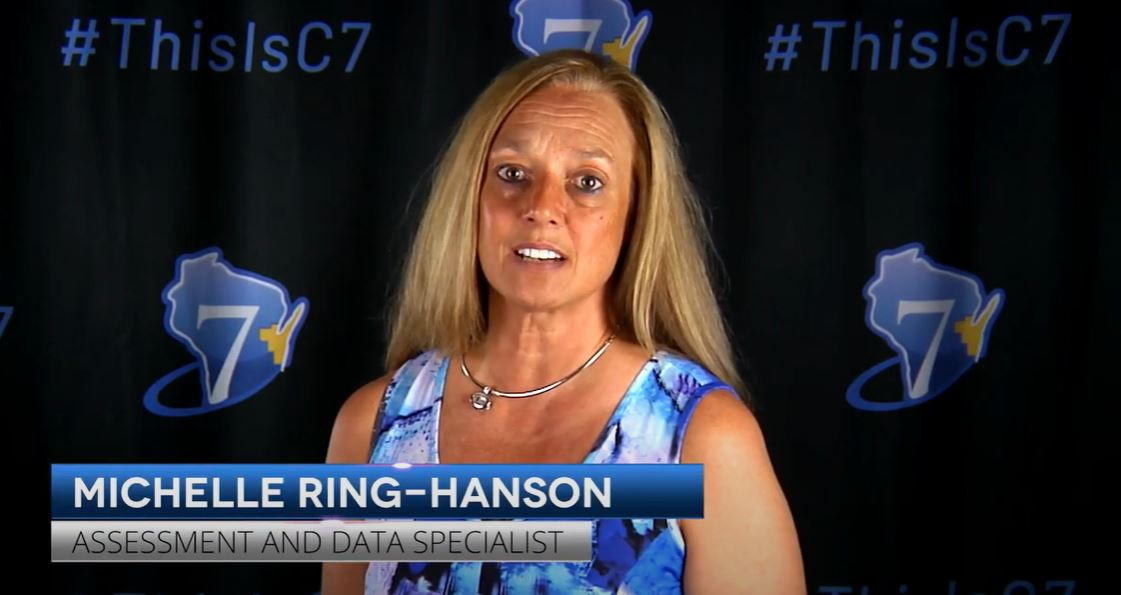 Michelle Ring-Hanson Assessment and Data Specialist