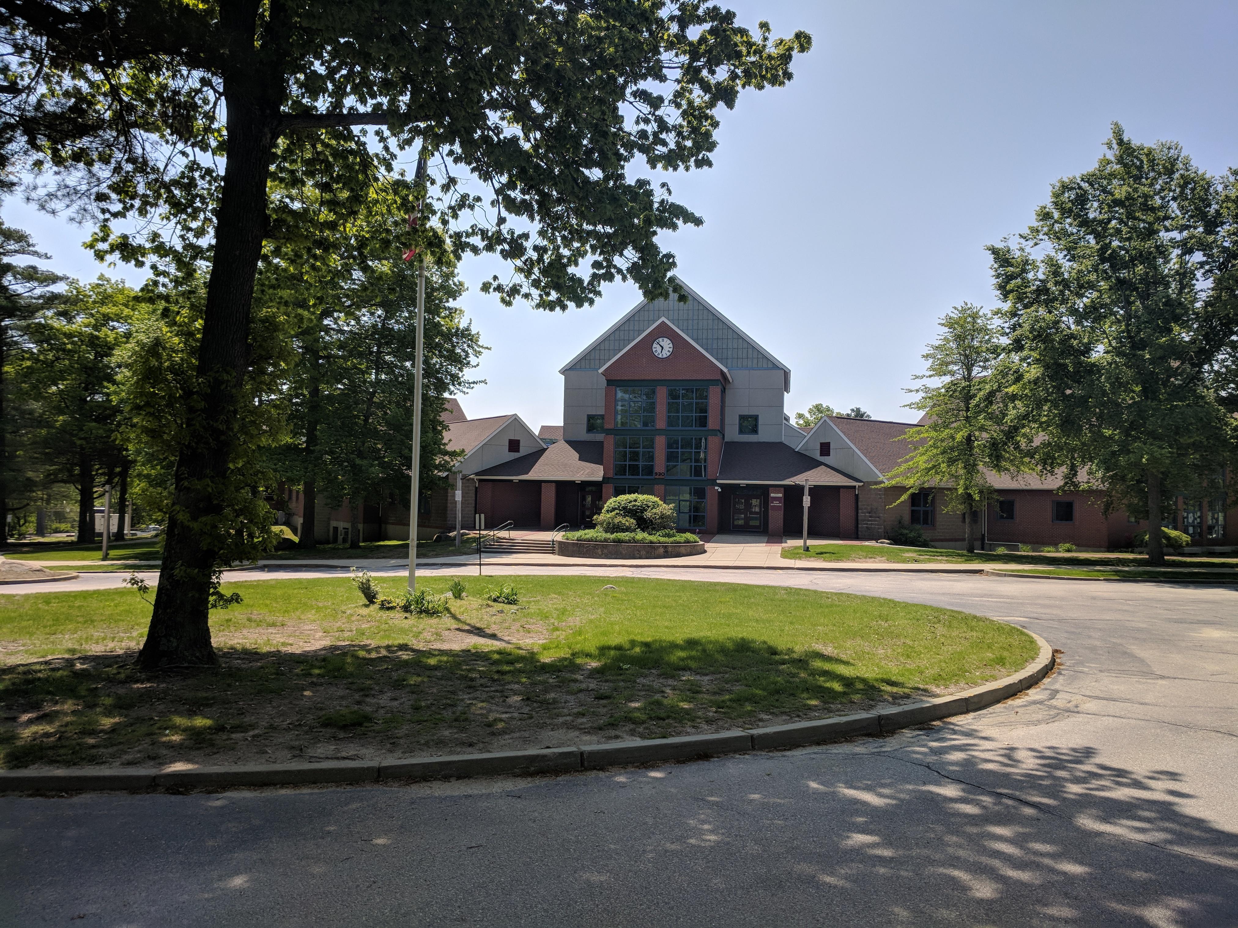 EWG Jr/Sr High School in Spring