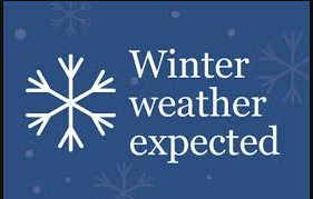 Winter Weather Expected