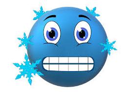 Freezing Face Emoji