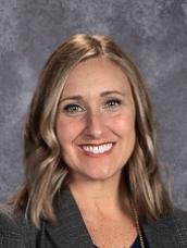 A photo of Ms. Lisa Dombek, Camridge Principal