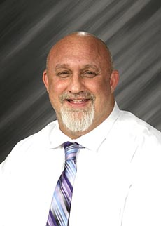 A photo of Mr. Sean Sullivan, Cambridge Assistant Principal