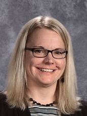 A photo of Ms. Nicole Timm, Rossler campus Principal