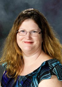 A photo of Ms. Mary Beth White, Roosevelt campus Assistant Principal